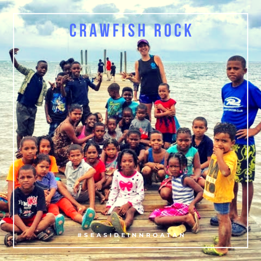 crawfish Rock Seasideinnroatan